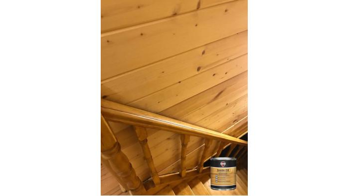Потолок и стена Inside Oil #3